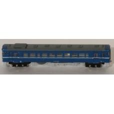 KIHA 40 - Marine Blue with White Line